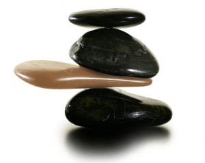 trouver equilibre-galet-hypnose